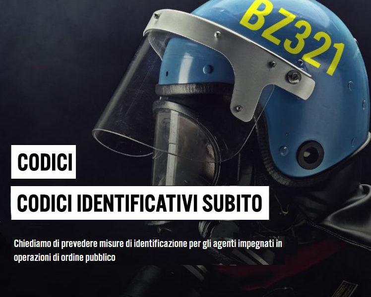 codici identificativi campagna