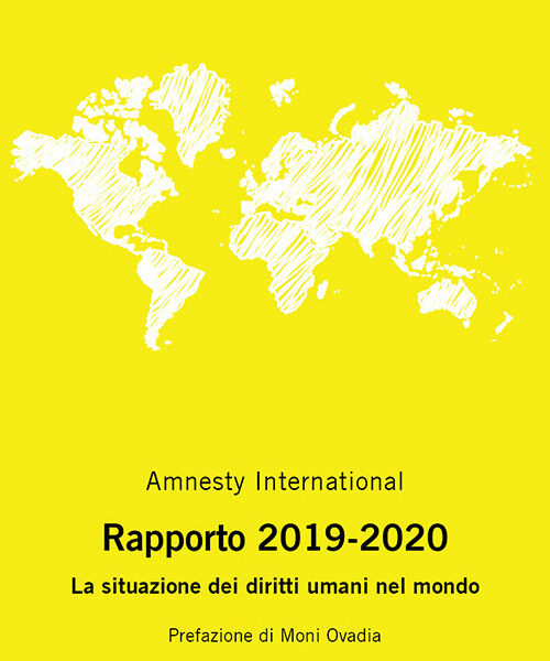 Rapporto annuale amnesty international