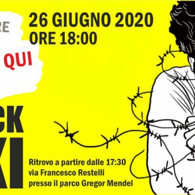 Patrick Zaki – A Milano si è svolta il flash mob per chiedere per la sua liberazione.